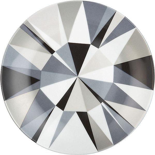 A-modern-plate-with-a-diamond-design