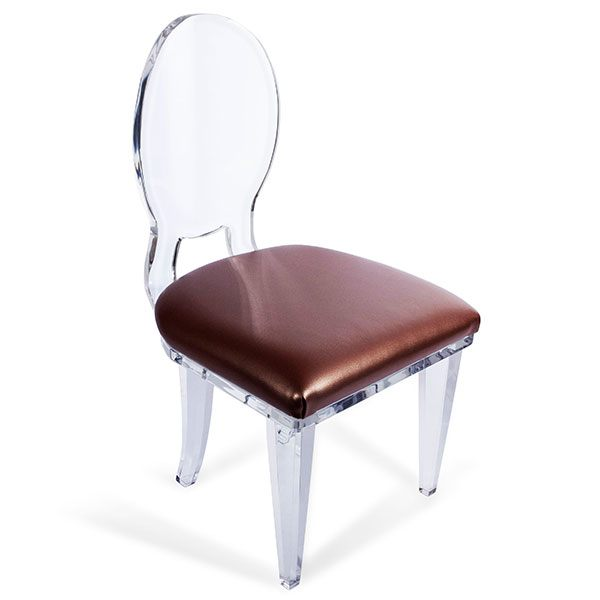 A-round-back-acrylic-chair