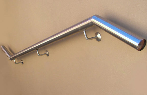 View In Gallery A Stainless Steel Handrail. What Do You Get ...