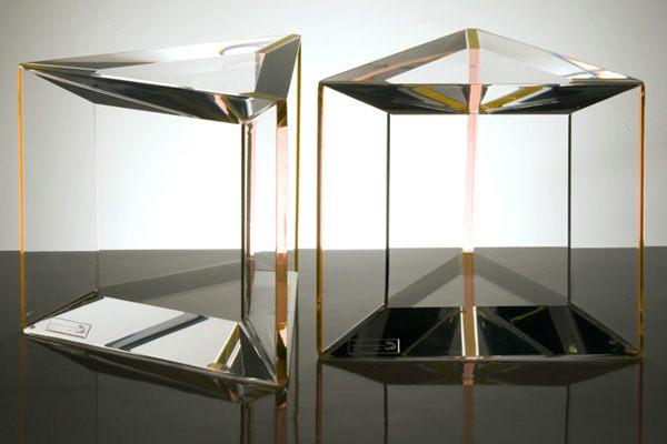 Acrylic-side-tables