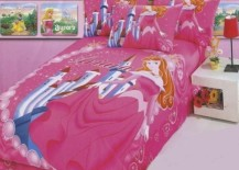 Girls Bedding: 30 Princess and Fairytale Inspired Sheets to Invite Magic Into Your Kids Bedroom