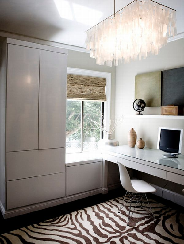 Awesome 24 Minimalist Home Office Design Ideas For A Trendy Working Space Largest Home Design Picture Inspirations Pitcheantrous