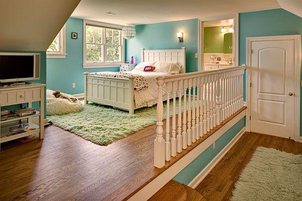 Empty nest not so empty rooms repurposing your baby s for Big teenage room ideas