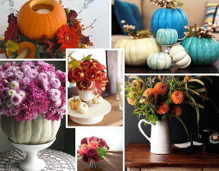 Gorgeous Fall Centerpieces to Brighten Your Table