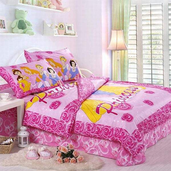 Princess Bed Set by Girls Bedding 30 Princess And Fairytale Inspired  Sheets. 28    Princess Bed Set     Ariel Princess Bedding Set Twin Size
