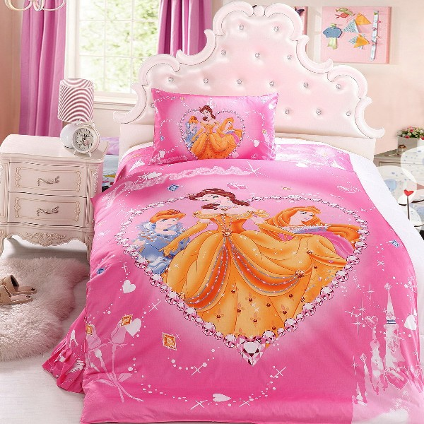 Gallery of Princess Bed Set. 28    Princess Bed Set     Ariel Princess Bedding Set Twin Size