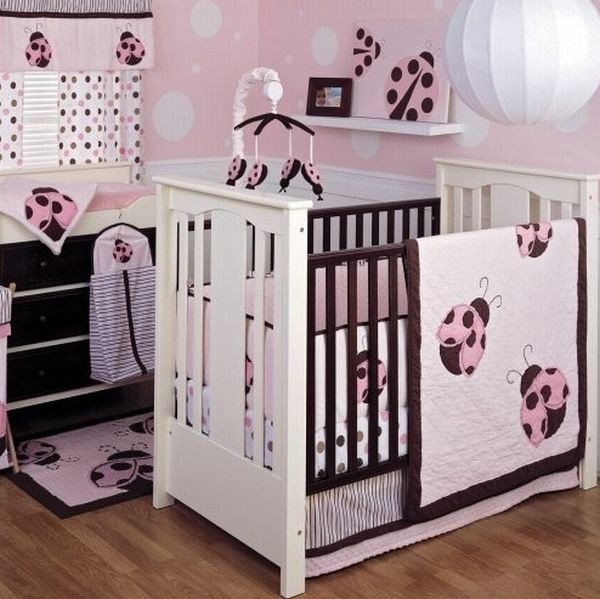 Cute Baby Girl Nursery Ideas: 25 Baby Girl Bedding Ideas That Are Cute And Stylish
