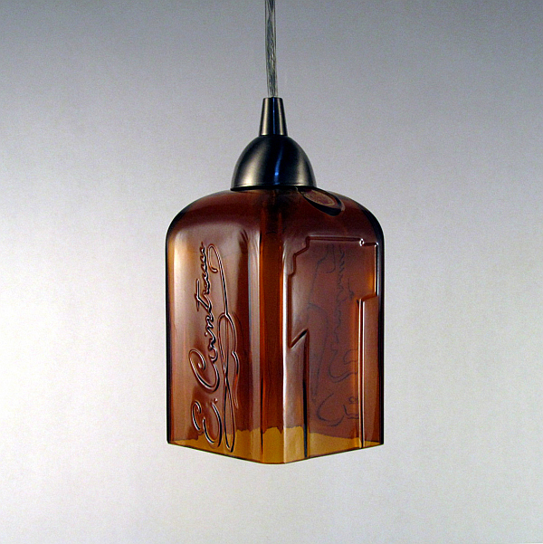 diy lighting upcycling household products to quirky light fixtures. Black Bedroom Furniture Sets. Home Design Ideas
