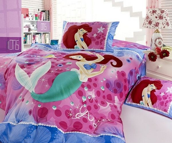 Gorgeous Tangled Themed Guest Rooms At Tokyo Disneyland: Girls Bedding: 30 Princess And Fairytale Inspired Sheets