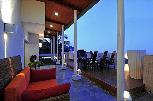 Stylish Bungalows stylish contemporary home in india revamped with lavish interiors