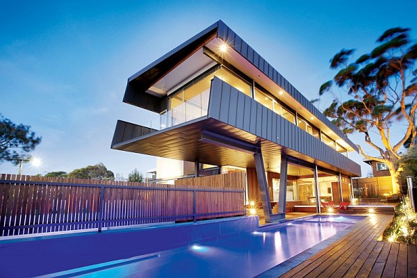 Contemporary Sustainable Home in Melbourne 4