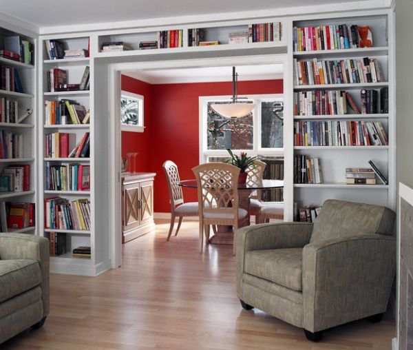 home office library ideas - Library Design Ideas