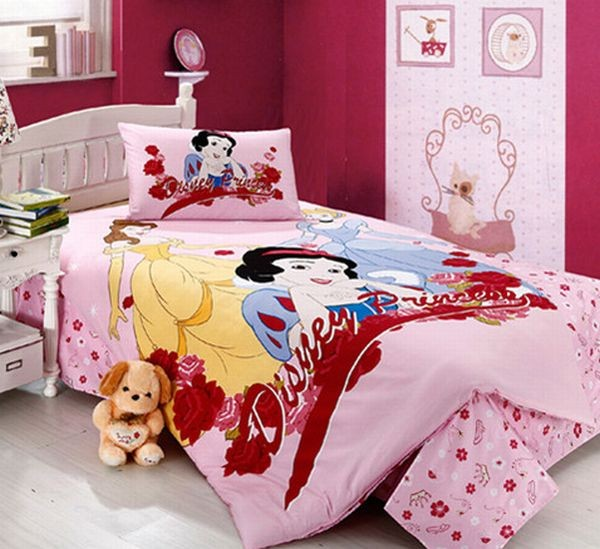 Cute Snow White Disney princess sheets
