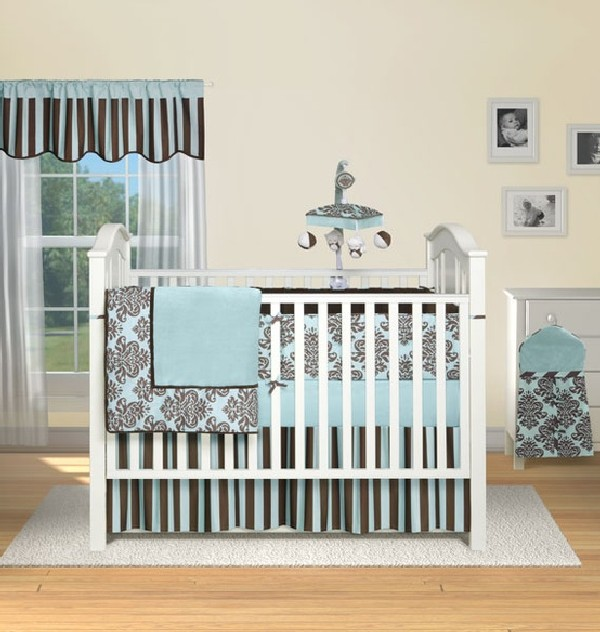 30 colorful and contemporary baby bedding ideas for boys - Baby Bedding For Boys