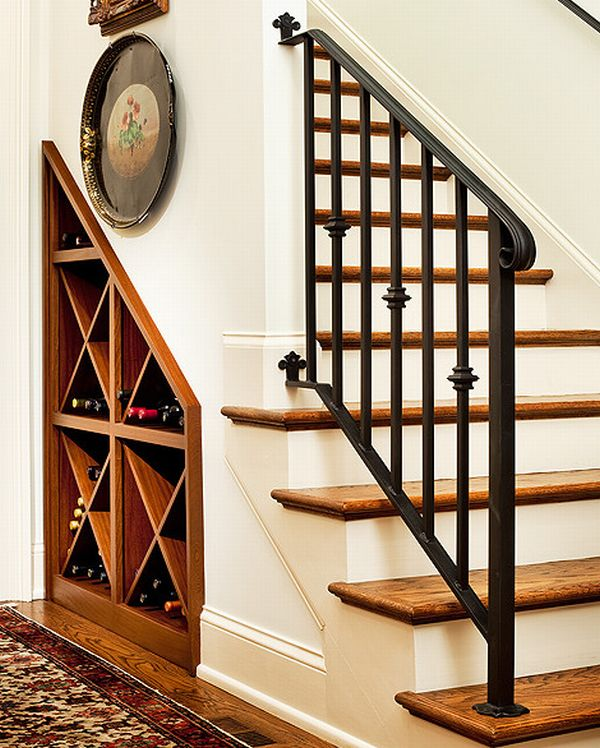 40 Under Stairs Storage Space And Shelf Ideas To Maximize