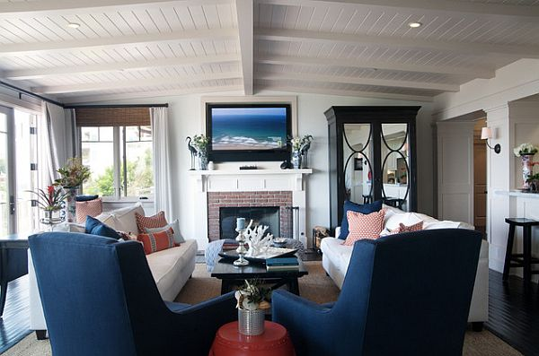 Fireplace-with-TV-above