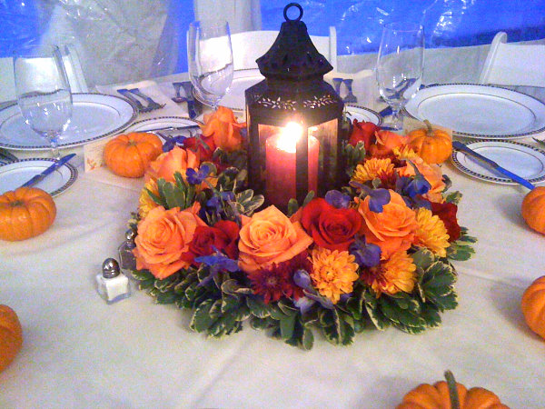Ideas For Fall Wedding Centerpieces: Gorgeous Fall Centerpieces To Brighten Your Table