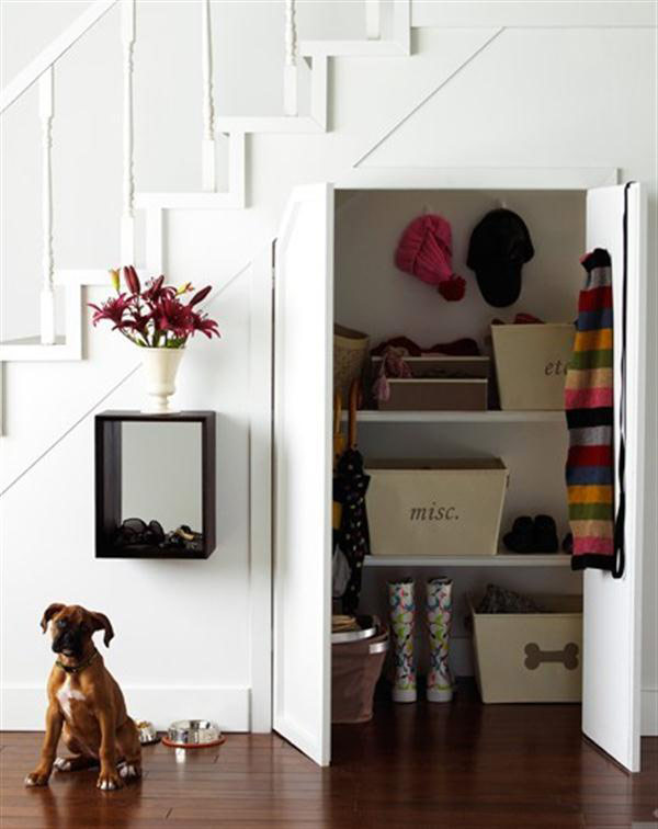 40 under stairs storage space and shelf ideas to maximize for How to use the space under staircase