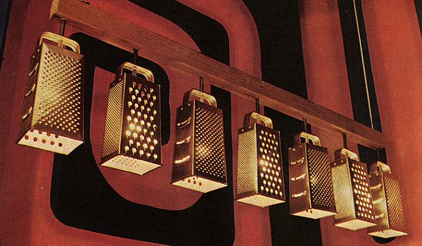 View In Gallery Grater Light Fixture Great Pictures