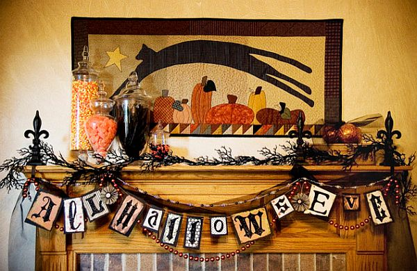 view in gallery a - Upscale Halloween Decorations