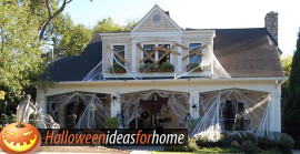 Halloween ideas for home