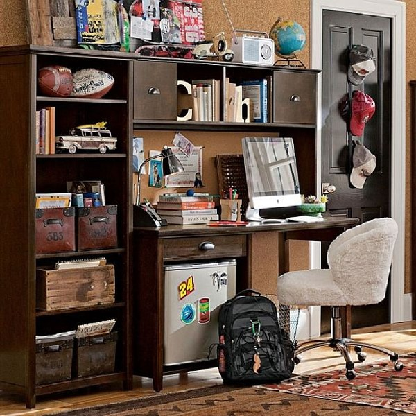 attic studio ideas - 35 contemporary teen workspace ideas to fit in perfectly