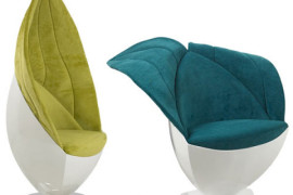 Autumn Inspiration: 10 Modern Leaf-Inspired Chair Designs