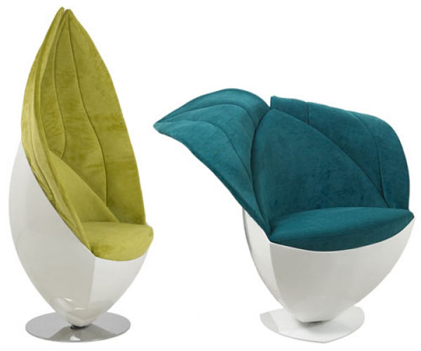 The ...  sc 1 st  Decoist : leaf chairs - Cheerinfomania.Com