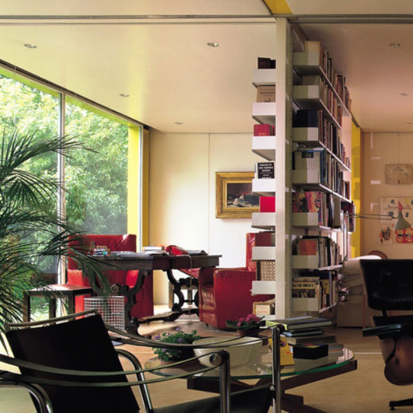 creating vertical space - Library Design Ideas