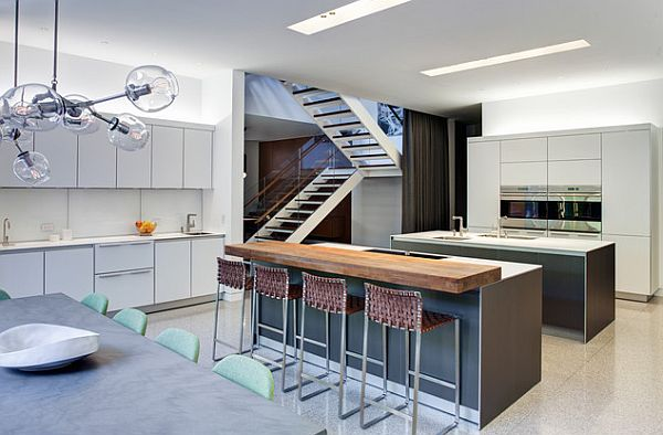 Kitchen remodel 101 stunning ideas for your kitchen design for Modern large kitchen design