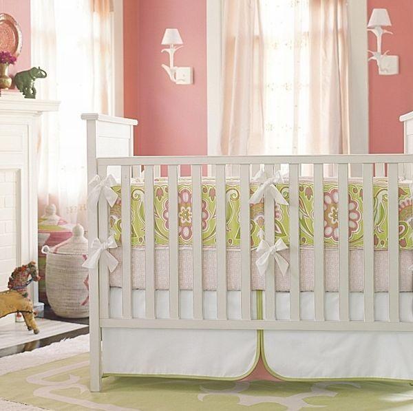Neutral Safari Crib Bedding