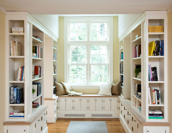 Tremendous 40 Home Library Design Ideas For A Remarkable Interior Largest Home Design Picture Inspirations Pitcheantrous