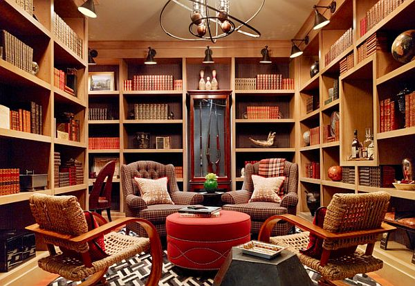 Man Cave Study Room : Perfect man cave decorating ideas to pull off a unique design
