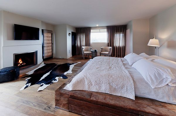 Cool Wood Bed Frames 10 rustic and modern wooden bed frames for a stylish bedroom