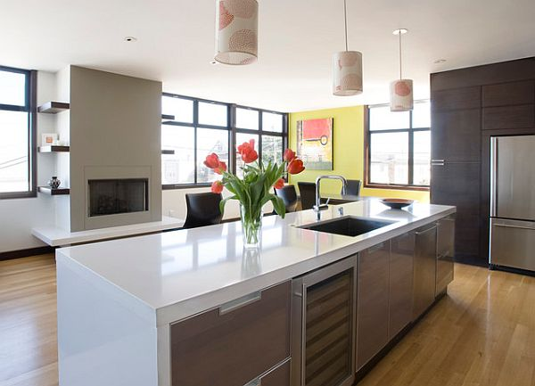 Kitchen remodel 101 stunning ideas for your kitchen design for Modern kitchen plans