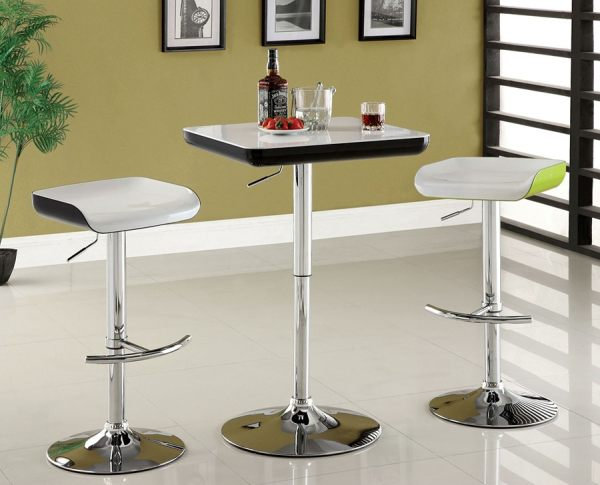 Modern-lacquer-finish-barstools