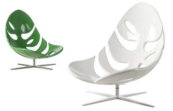 Autumn Inspiration 10 Modern Leaf Inspired Chair Designs