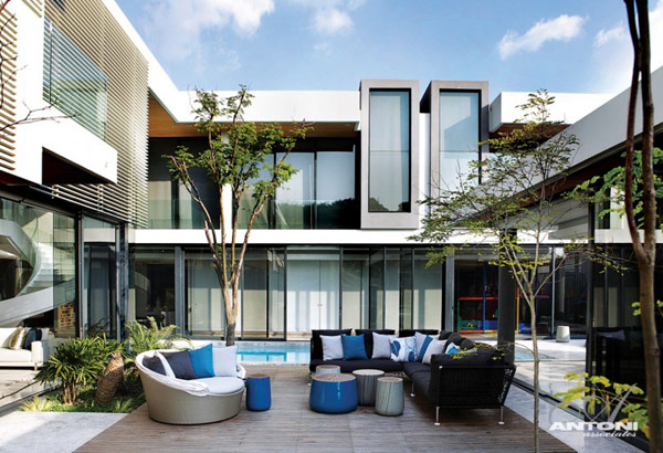 Opulent-modern-home-in-Houghton-front-terrace
