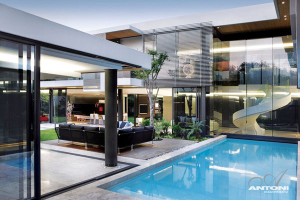 Opulent-modern-home-in-Houghton-outdoor-patio-by-the-pool