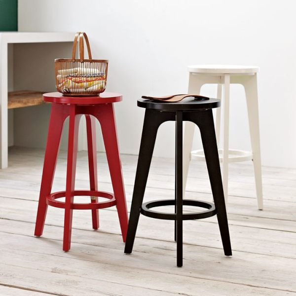 Perfect 20 Modern Kitchen Stools For An Exquisite Meal