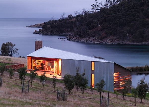 Shearers Quarters by John Wardle Architects 1 Rustic Charm and a Modern Makeover for the Shearers Quarters