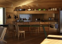 Rustic Charm and a Modern Makeover for the Shearers Quarters