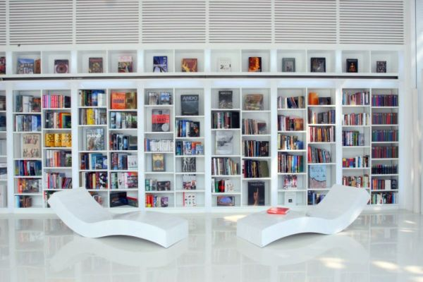 Contemporary Home Library 40 home library design ideas for a remarkable interior