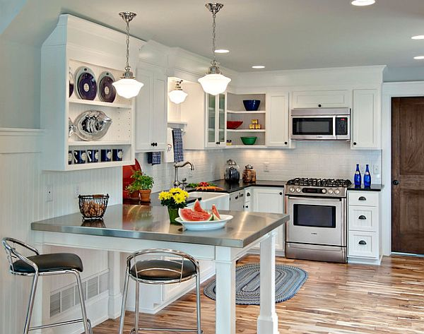 LShaped Kitchen Remodel Ideas Modern Home Design And Decor - Small l shaped kitchen remodel ideas