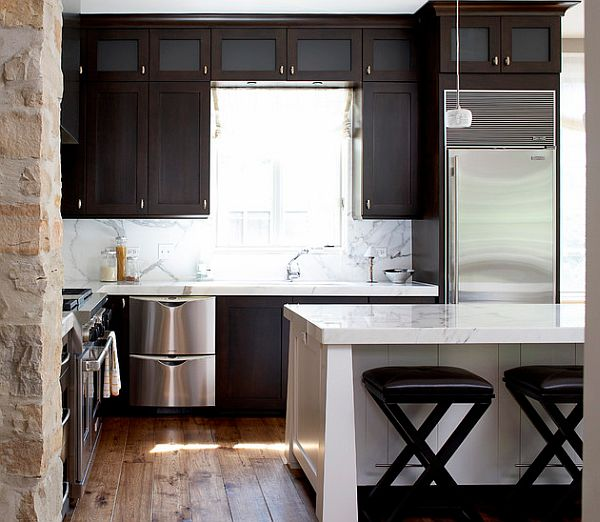 Kitchen Renovations Dark Cabinets: Kitchen Remodel: 101 Stunning Ideas For Your Kitchen Design