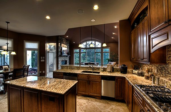 Traditional Kitchen Design Gallery traditional kitchens small white l shaped kitchen layouts ideas