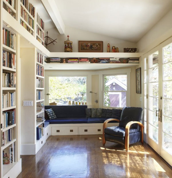 Terrific 40 Home Library Design Ideas For A Remarkable Interior Largest Home Design Picture Inspirations Pitcheantrous