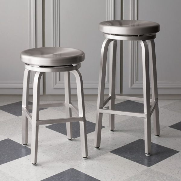 Restoration Hardware Soda Fountain Stool