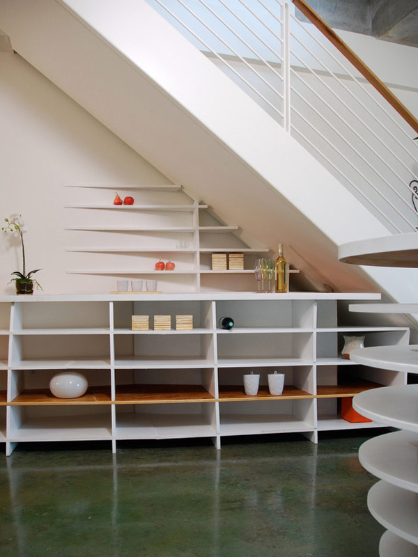 40 under stairs storage space and shelf ideas to maximize for Understairs storage
