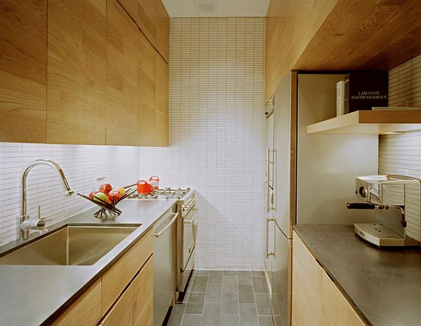 Galley Kitchen Ideas That Work For Rooms Of All Sizes: Stylish Small Kitchen Remodel